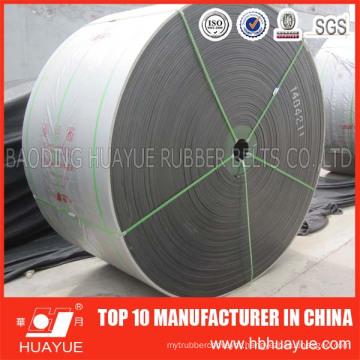 Heat Resistant Ep Fabric Rubber Conveyor Belt