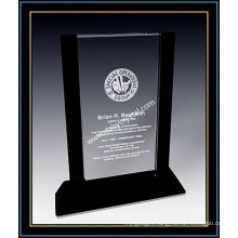 "Crystal Vertical Plaque Award for VIP Customer 9"" H (NU-CW699)"