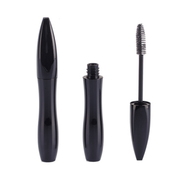 Coquettish UV Black Plastic Mascara Tube