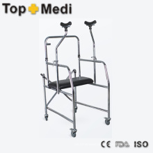 Bariatric Heavy Duty Disable Walking Aid with Steel Frame