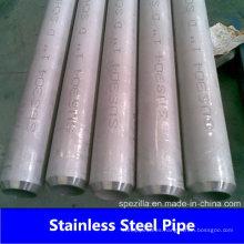 304316310 310S 321 Tubería de acero inoxidable con ASTM A312