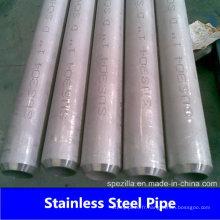 304316310 310S 321 tuyau en acier inoxydable avec ASTM A312