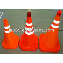 collapsible ,folding,retracable traffic cone