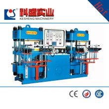 Machine de presse hydraulique pour caoutchouc