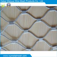 Maille de corde de fil d'acier inoxydable 304 pour la décoration