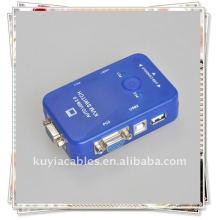 AUTO 2.0 USB KVM SWITCH CAIXA MONITOR VGA 2 PORTA