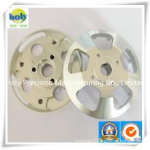 CNC, usinage d'aluminium 7075 T6 pièces mécaniques (MQ2022)