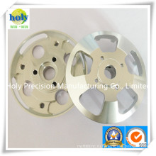 ЧПУ алюминий 7075 Т6 механических частей (MQ2022)