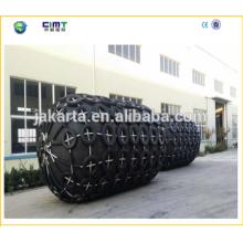 2015 год Китай Лучший бренд Цилиндрический буксир лодке морской резиновый крыло с оцинкованной цепи и шины, сделанные в Китае