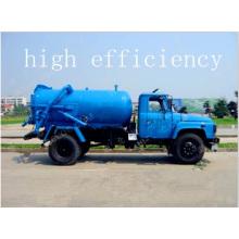 Dongfeng 140 Suction Sewage Truck