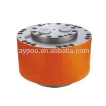 QJM circular hydraulic motor for concrete mixer