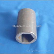 seamless hexagonal hollow pipes