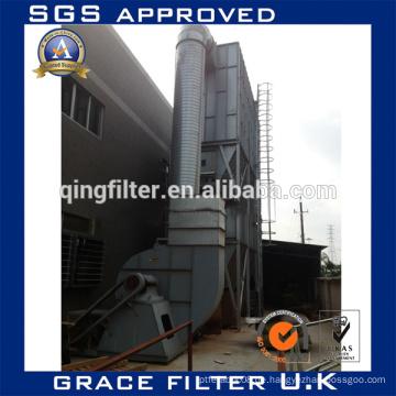 Industriekessel Rauchbeutel Filter Staubsammelmaschine