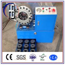 Aprobado Ce Finn Power ISO hidráulico 1/4 '' ~ 2 '' máquina de prensado de China!