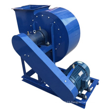 220v/380v 4-72 Centrifugal fan with anti-against heat temperature impeller and strong air force to industrial using