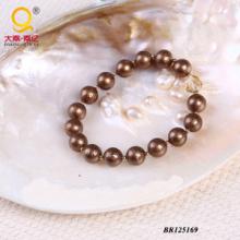 Bracelete de cristal de grânulo do 2014 moda Shell (BR125169)