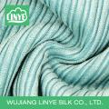 Tissu de couverture en chaise en polyester 100%, 6 en gros en velours côtelé en gros
