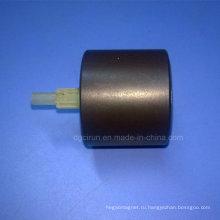 Черный Кабального магниты кольца ndfeb для синхронного двигателя