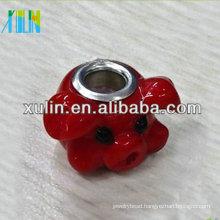lampwork glass animal beads hollow core fits the european bead bracelets