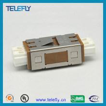Mu Duplex Fiber Optique Adapter