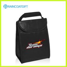 Customized Popular Reusable Laminated Non Woven Lunch Cooler Bag
