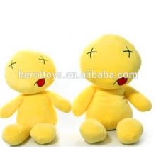 Супер мягкие милые эмои плюшевые игрушки