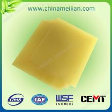 Tablero de la prensa del aislamiento de la tela de epoxy eléctrico 3240