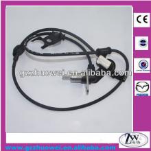 Hochwertiger hinterer ABS-Radgeschwindigkeitssensor für Mazda-Premancy CP C100-43-71Y (RH) / C100-43-72Y (LH)