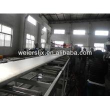 Línea de producción de tableros XPS