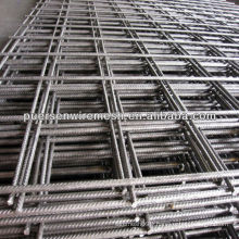 Welded Ribbed Mesh/Steel Reinforcing Mesh Panel