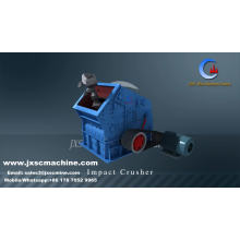 High Quality Hazemag PF 1010 Crushing Machine Double Very Fine Aggregate Violet Arenaceous Rock Impact Crusher