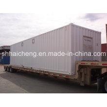 Casa prefabricada de contenedores estructurados de acero