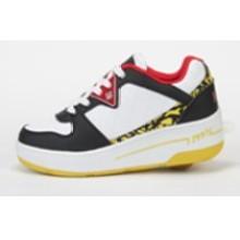 Женская обувь, обувь для девочек, обувь Wheelys, обувь с роликовым коньком Brand Baby для взрослых со скрытой выдвижной кнопкой для спорта