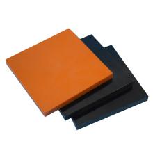 Tablero de baquelita fenólica dieléctrica para máquina CNC