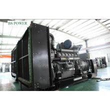 Dual-Treibstoff Diesel & Gas Generator (800KW)