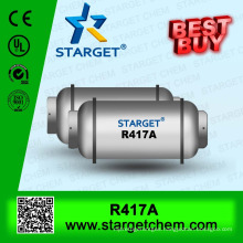 refrigerant gas r417a with good price and high purity 99.9%