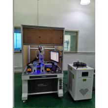 Máquina de solda a laser portátil de 2000W