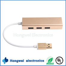 USB 3.1 Type C to Multiple 3 Ports USB 2.0 Hub Adapter