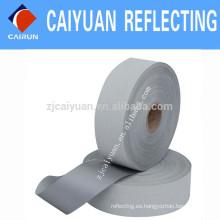 CY 471 tela reflectante gris, reflectante cinta reflectante/Reflector de la hoja