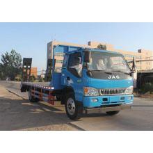 Remorque plate de transport de lit de JAC 6.2m
