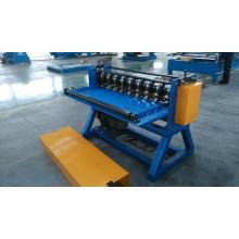 Einfache Schlitz- und Schnitt-Längen-Maschine für PPGI und Gi Stahlblech