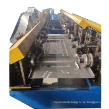 Galvanized Iron Sheet Machine Steel Door and window's  Frame Cold Roll Forming Machine