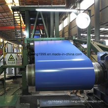Prepainted Galvanized Steel Coils with Small Floweral Print From Direct Manufacture