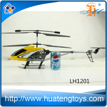 Neueste Kinder Spielzeug leistungsstarke große 3.5ch einzigen Klinge rc Hubschrauber