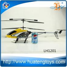 Самые новые игрушки малышей мощный большой 3.5ch одиночный вертолет rc лезвия