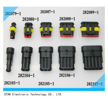 Factory Replacement 282087-1 282105-1 Automotive Waterproof AMP Connector