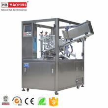 Machine complètement automatique de cachetage ultrasonique de remplissage de tube stratifié en plastique pour l'emballage de tubes
