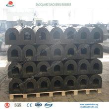 Defensas de goma marinas Las defensas de goma del barco se utilizan ampliamente en el puerto marítimo