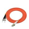 Patch Cord LC para ST OM2 Duplex