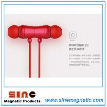 Творческий Модные магнитные наушники-вкладыши с микрофоном